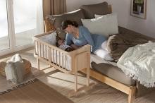 Geuther Baby-Bett Aladin 1121 weiß
