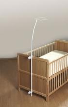 ALVI Himmelstange für Kinderbett standard 96419