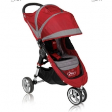 Baby Jogger Citi Mini Single Crimson / Gray BJ-811