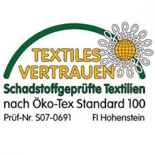 Zöllner 2000-0 Kindersteppbett-Set Basic 80x80 cm / 35x40 cm