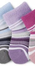 Sterntaler First socks size 17/18 lavendel 82320