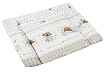 Zöllner changing mat 2109-0 75/85cm Softy Sweet Dreams free of phthalat
