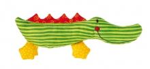 Sigikid 40125 Rassel Krokodil