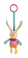 Sigikid 40632 Rainbow Rabbit Anhänger