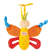 Sigikid 49289 grasp toy butterfly