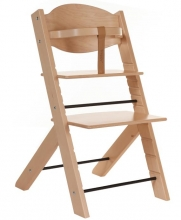 Treppy 1001 natural highchair