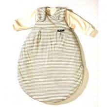 Alvi Baby-Mäxchen® Streifen beige 74/80 Auslaufmodell