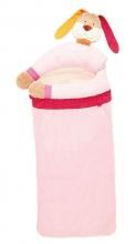 Sigikid 40710 Schlafsack Hase pink