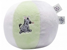 Bébé Jou Ball Dinkey Zebra