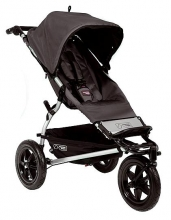 Mountainbuggy Urban Jungle Black