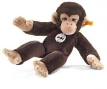 Steiff 064722 Koko chimpanzee 35 dark brown
