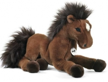 Steiff horse Hanoveranian Hanno 35 brown