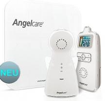 Angelcare® Geräusch- und Bewegungsmelder AC403-D
