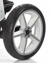 Hartan wheel Crossfelge white for Topline S/X , Vip, Racer GT 2010 - 2013