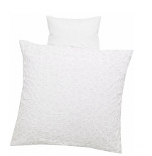 Alvi 401109260 bedding crash white 80x80cm