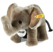 Steiff Trampili Elefant 18 grau stehend