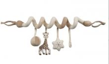 Sophie la girafe 220107 So Pure Kinderwagenkette / Bettchenspielzeug
