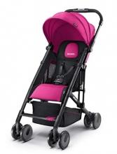 Recaro Easylife pink Black frame