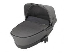 Maxi Cosi foldable carrycot Concrete grey