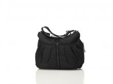 Babymel BM 320A Amanda diaper bag quilted black