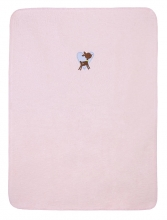 Zöllner  1517-0 little deer cotton baby blanket 75/100