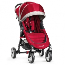 Baby Jogger Citi Mini 4 Rad Red