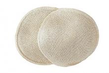 Stilleinlagen Seide/Wolle/Seide 11cm