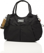 Babymel BM 5863 Zahra diaper bag black