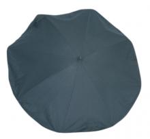 Parasol navy Silence Clip UV Schutz 50  72 cm