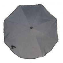 Parasol dark grey Silence Clip UV Schutz 50  72 cm