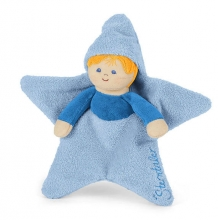 Sterntaler 3001556 stars doll blue