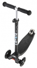 Micro MM 0015 Maxi Kickboard® with T-handle black