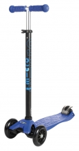 Micro MM 0035 Maxi Kickboard® with T-handle blue