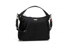 Storksak Catherine Nylon Black Wickeltasche