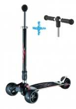 Micro KB 0022 Kickboard monster with exchangeable handlebar
