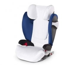 Cybex Pallas & Solution M summer cover White