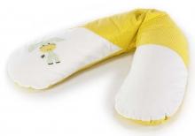 Theraline Stillkissen Mikroperlenfüllung Design 70 Esel akacia gelb