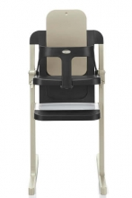 Brevi 212258 Slex Evo high chair anthracite grey