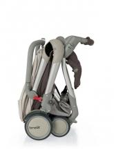 Brevi Boomerang stroller 715260 blue-beige