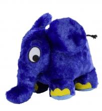 Warmies® 01155 Der kleine blaue Elefant nicht herausnehmbare Füllung