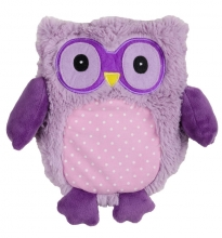 Warmies® 16014 POP! owl purple not removeable