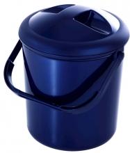 Rotho diaper-bucket Bella Bambina blue pearl