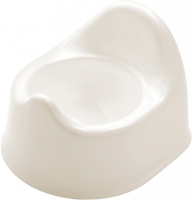 Rotho Potty Bella Bambina pearlwhite cream