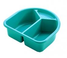 Waschschüssel Rotho Top Curacao Blue
