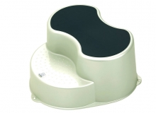 Rotho Footstool Top pearlwhite cream