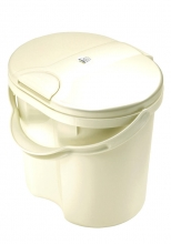 Rotho diaper bucket Top pearlwhite cream