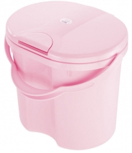 Diaper Bucket Rotho Top tender rosé pearl