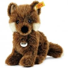 Steiff Baby Fuchs Fuxy 18 braun sitzend
