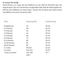 Sterntaler Fleece- Schalmütze 4501420 koboltblau mit Klettverschluss Gr. 41