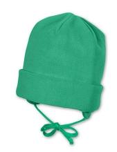 Sterntaler fleece hood 4501400 green
